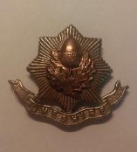 Image of the Cheshire Regiment cap badge