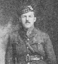 Image of Captain H.C.B. Cummins