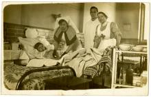 Image of the 1st Northern General Hospital