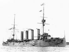 Image of H.M.S. Good Hope (1901-1914)