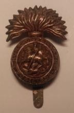 Image of the Royal Northumberland Fusiliers cap badge