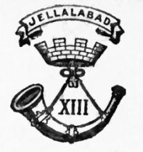 Image of the Somerset Light Infantry crest