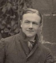 Image of Second Lt. J.P.F. Adams (Ref: UND/F1/FE1914/1)