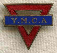Image of the Young Men's Christian Association badge