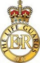 Image of the Life Guards cap badge